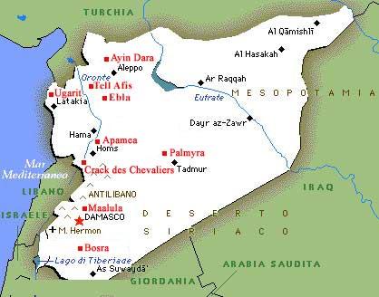 siria cartina1