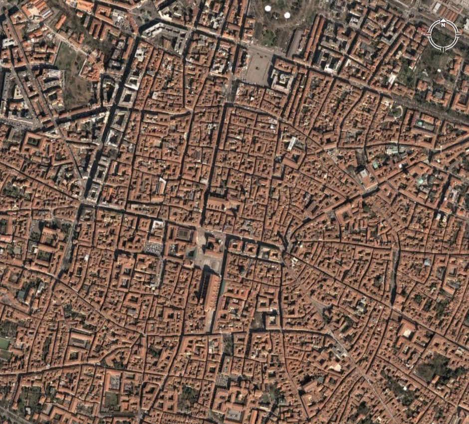 bologna map