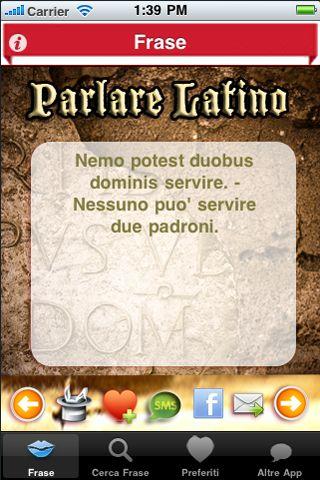 frasi famose latino con traduzione