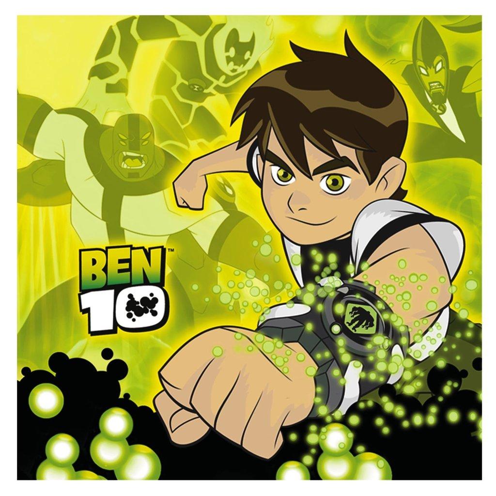 Ben omnigames gioco ispirato all omonimo cartone