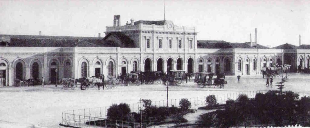 Bari Ferrovia fine Ottocento 1024x423