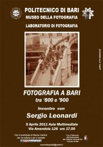 Incontro con Sergio Leonardi LJ 210x300