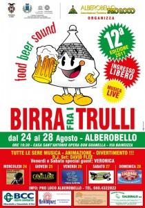 'BirraIfra i trulli' ad Alberobello 12ª edizione