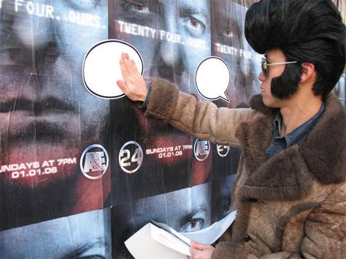 Ji Lee Bubbleproject