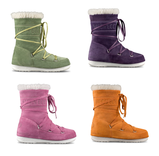 sports shoes 5a59c 91563 Moon Boot, stivali per la neve e la città | Notizie.it