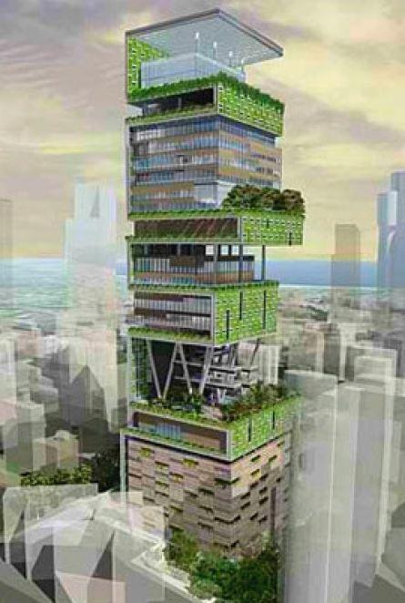 La casa pi costosa del mondo for Casa meno costosa