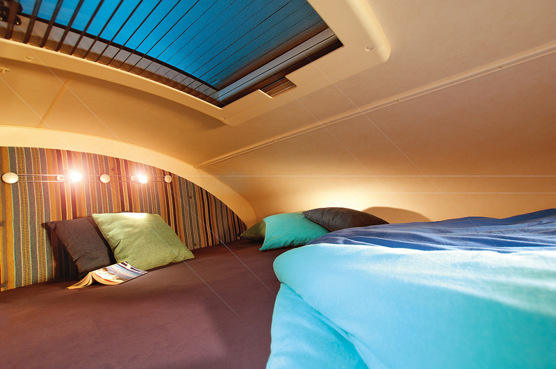 Le mansarde idee e confort for Camera da letto matrimoniale in mansarda