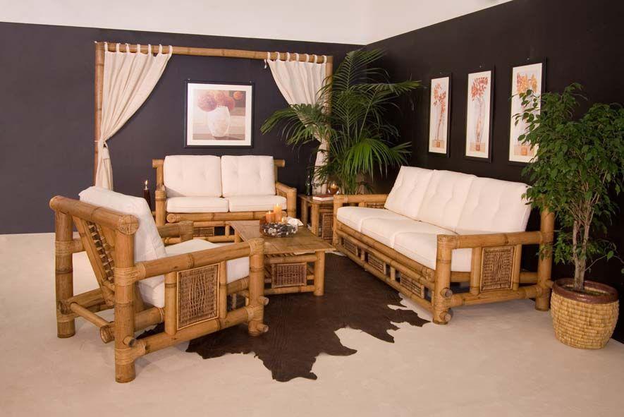 Arredamento etnico il salotto for Bambu arredamento