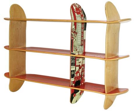 skateboard libreria