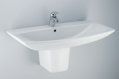 la linea di design per il bagno cantica di ideal standard disegnata dal designer franco bertoli gi progettista della linea small di ideal standard