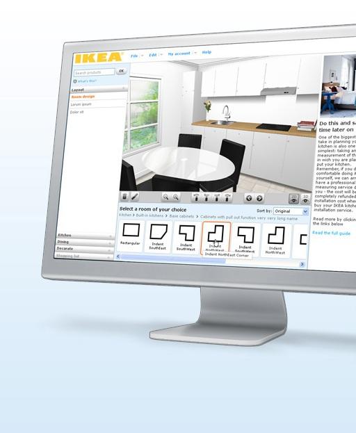 Ikea planners per progettare da soli il vostro arredamento - Progettare casa ikea ...