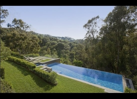 piscina di lady gaga