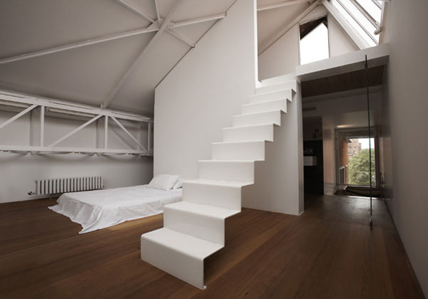 Una scala giusta per ogni stile ii - Immagini di scale interne ...