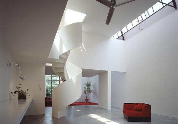 Una scala giusta per ogni stile i for Loft via savona 97