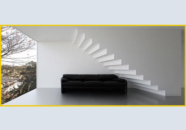 Una scala giusta per ogni stile i - Scale interni design ...
