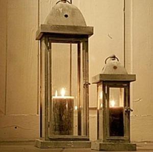 Illuminare il giardino in stile etnico - Lanterne esterno ...