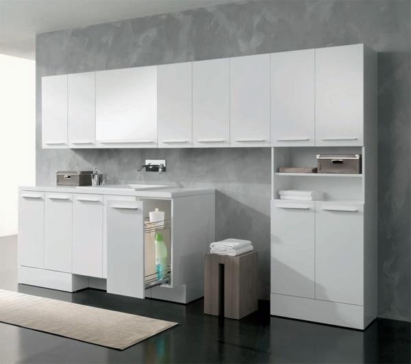 Geromin l 39 arredo pratico - Arredo lavanderia casa ...