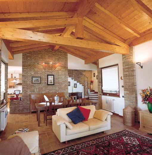 Arredamento rustico per dare calore domestico alla casa for Piani di casa in stile rustico texas