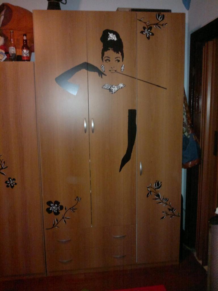 Patch adesivi per decorare armadi e pareti da bricocenter - Adesivi per decorare mobili ...