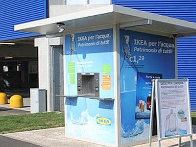 IKEA contro lo spreco dell'acqua. - Notizie.it