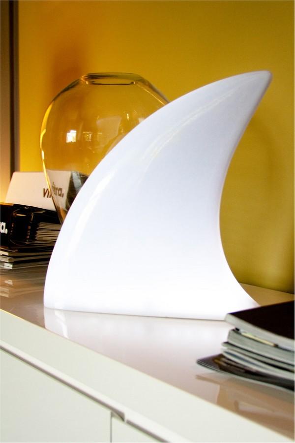 lampada squalo