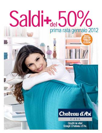 Saldi di luglio 2011 chateau d 39 ax for Saldi divani