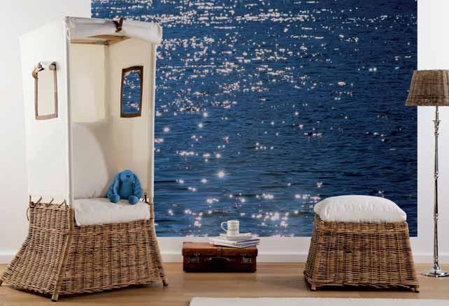 Il mare in una stanza for Decorare una stanza