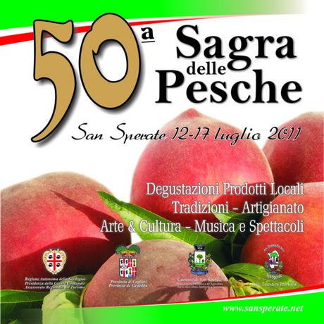 San Sperate. Sagra delle Pesche 2011 – IL PROGRAMMA COMPLETO