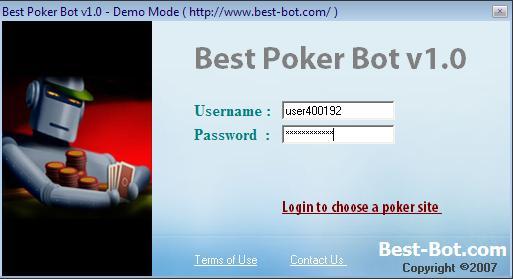 Best Poker Bot w2d3