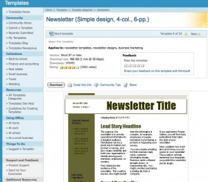 newsletter 300x262