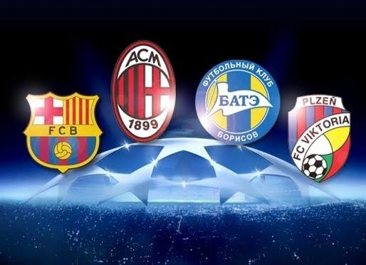 Champions League: biglietti Milan Bate Borisov