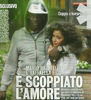 Mario Balotelli e Raffaella Fico 1 365x400