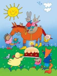 gli amici di giulio coniglio 224x300