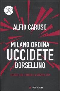 il nuovo libro di Alfio Caruso