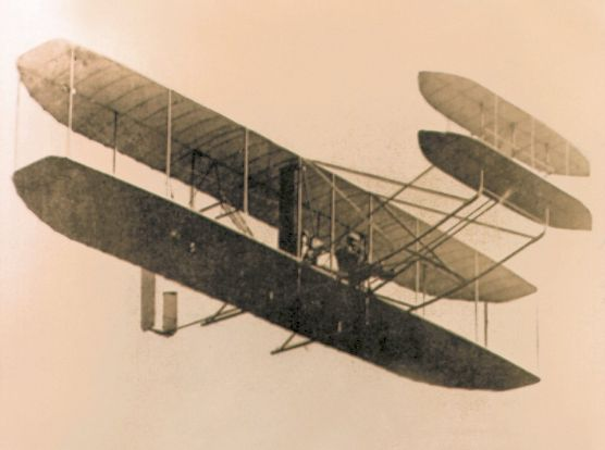 aereo dei fratelli Wright