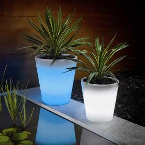 vaso led solare2
