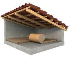 Isolamento termico di un sottotetto non abitabile - Sfruttare sottotetto basso ...