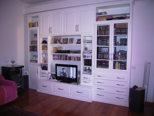 Colore parete soggiorno bianco ~ neburisky.net