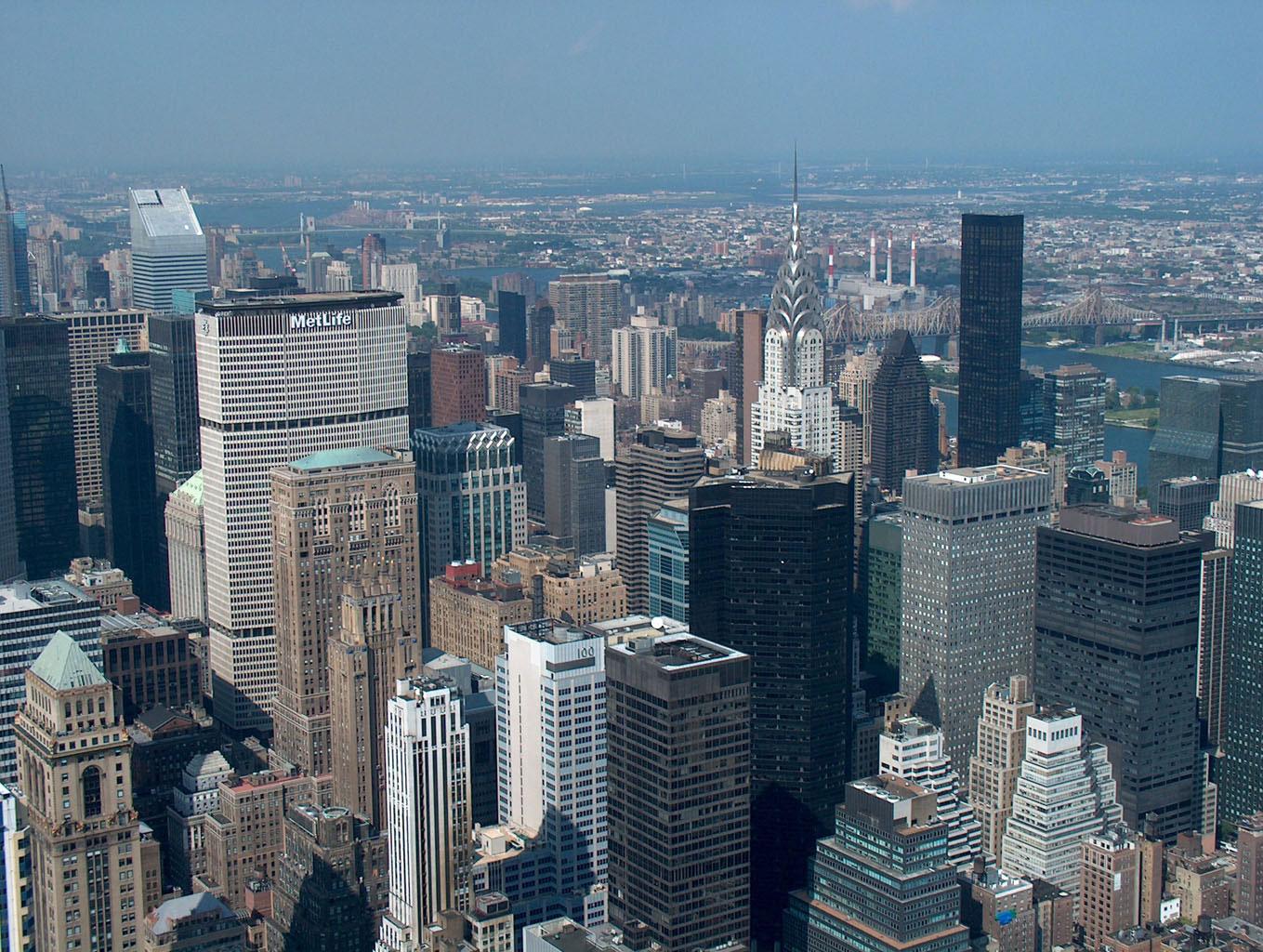 I grattacieli di new york dell 39 era internettiana for Immagini grattacieli di new york