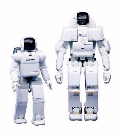 Asimo Robot1