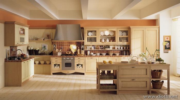 Cucine Componibili » Cucine Componibili Classiche Chiare ...