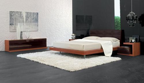 Camera da letto in ciliegio \