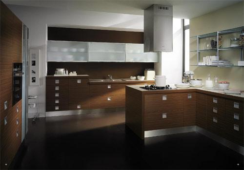 Cucina moderna Scavolini SAX - Notizie.it
