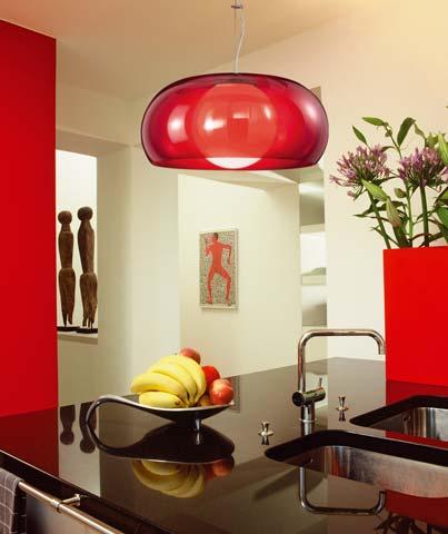 Lampade e lampadari moderni for Illuminazione case moderne