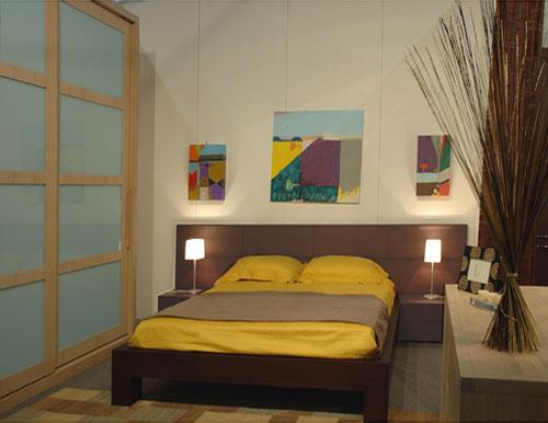 Stupenda e modernissima camera da letto - Notizie.it
