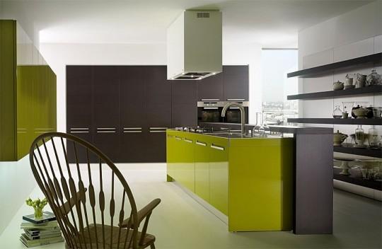 Cucina tecnologica moderna ed innovativa for Cucina moderna abbonamento