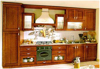 Cucina in legno classica - Notizie.it