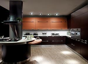 Moderna ed innovativa cucina Scavolini FLUX - Notizie.it