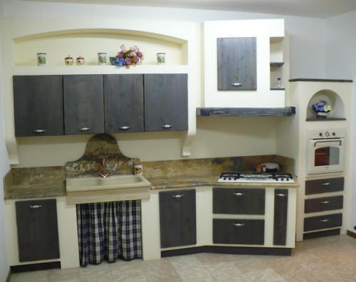 Moderna cucina classica for Cucina moderna classica