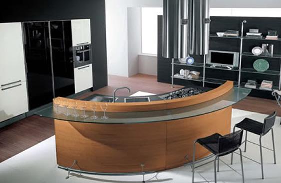 Awesome Idee Arredamento Cucina Soggiorno Images - Design Trends ...